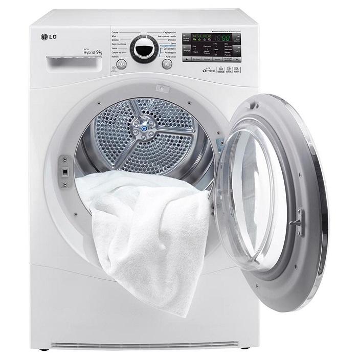 asciugatrice pompa di calora